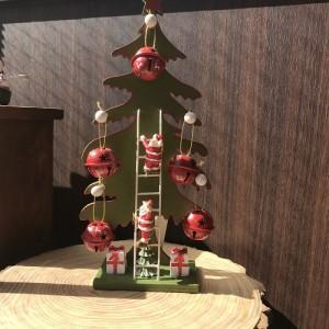 Santa Climb Tree with Bell 2000
