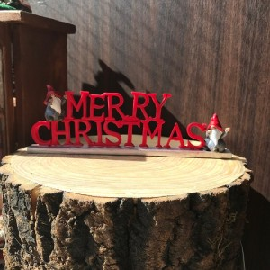 Sign Stand Christmas 1000